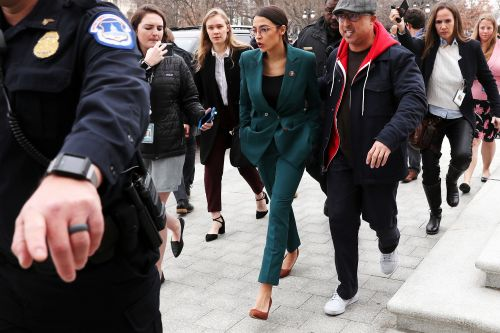 AOC needs to stop trying to walk in Nancy Pelosi's shoes