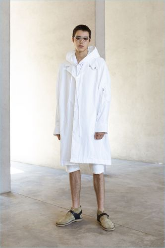 Damir Doma Delivers a Palette Cleanser for Spring '19 Collection