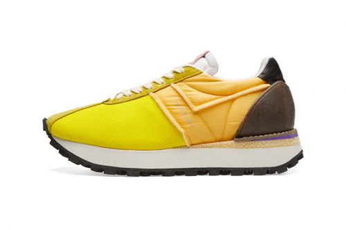 Acne Studios Releases the Barric Deconstructed Sneaker
