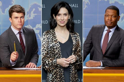 'SNL' fans wonder if the show will cover Hilaria Baldwin's fake accent