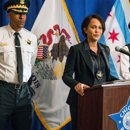 Nicole Ari Parker Was 'Nervous' Joining 'Chicago P.D.' As Deputy Superintendent Samantha Miller