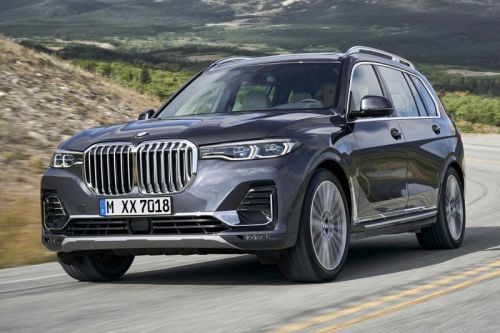 BMW Unveils Its Massive 2019 X7 Flagship SUV