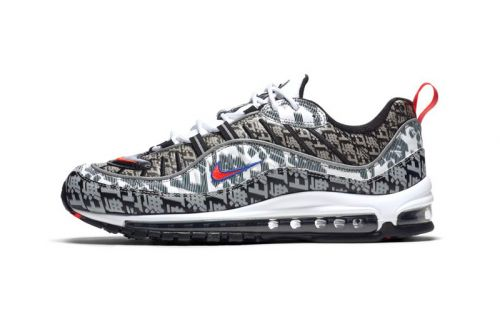 Nike's Air Max 98 Gets a Premium Shanghai Colorway