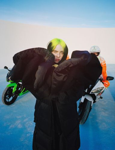 Billie Eilish opens up about starving herself and taking diet pills