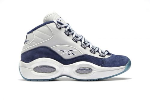 Allen Iverson Pays Homage to Dallas Cowboys With Reebok Question Mid Colorway