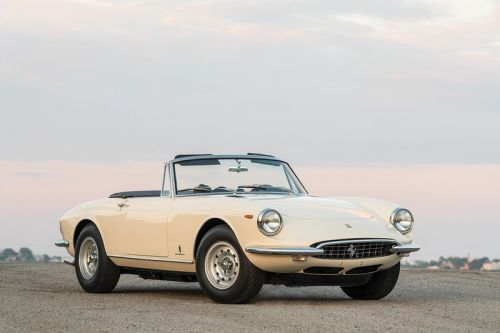 RM Sotheby's is Auctioning off a 1969 Ferrari 365 GTS Spider