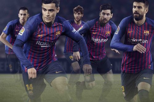 FC Barcelona Celebrates the City With 2018-19 Home Kit
