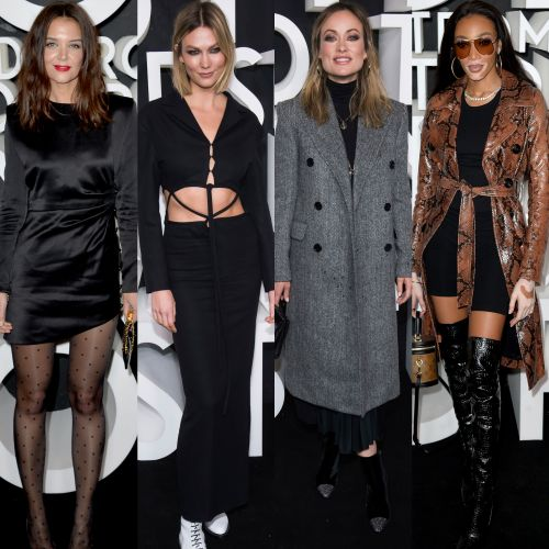 Katie Holmes, Karlie Kloss and More Stun at Nordstrom's NYC Flagship Opening Party - See Photos!
