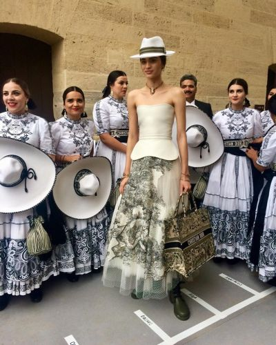 Giddy up! Maria Grazia Chiuri stages Diorodeo for Cruise show
