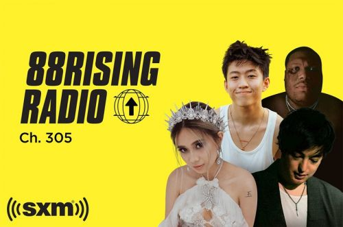 "88rising and SiriusXM Debut ""88RISING RADIO"": An All-Asian Artist Music Channel"