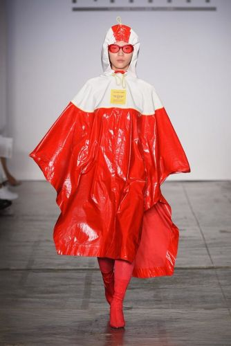 F/FFFFFF Spring 2019: New York Fashion Week
