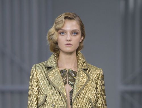 How to Get the Look: Moroccanoil at London Fashion Week