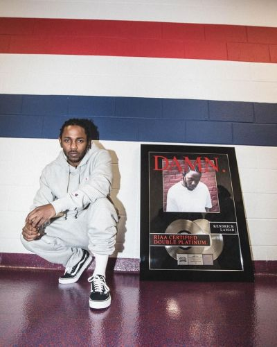 Kendrick Lamar is now a Pulitzer Prize winner