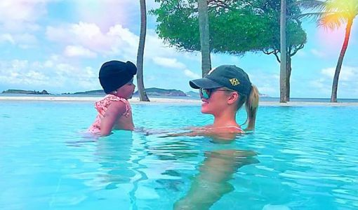 Khloé Kardashian Reflects On 6 Months Of Motherhood With Cryptic Post: I'm 'In A Better Place'