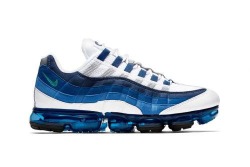 """Nike Upgrades the Air VaporMax 95 With OG """"Slate"""" Colorway"""