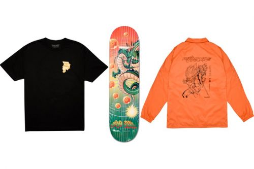 Primitive Skateboarding Is Dropping Its Final 'Dragon Ball Z' Collection