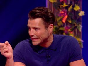 Mark Wright's Time On Celebrity Juice Got A Little Bit Awkward