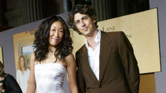 """Great Outfits in Fashion History: Sandra Oh at the Premiere of """"Under the Tuscan Sun"""""""