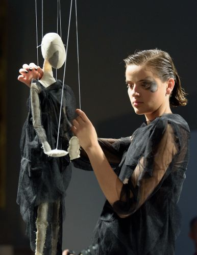 Inside Phoebe English's Fashion In Motion AT The V&A