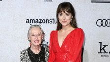 Dakota Johnson Brings Grandmother Tippi Hedren To 'Suspiria' Premiere