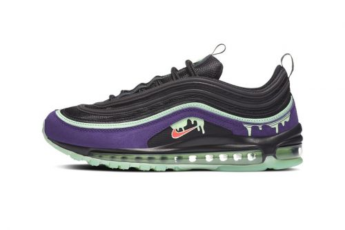 The Nike Air Max 97 Oozes Slime in New Halloween-Inspired Colorway