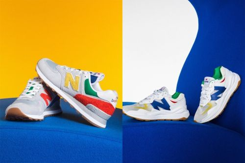 STAUD and New Balance Reunite for a Fall Footwear Collaboration