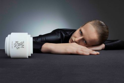 Tamburins' THE SHELL Perfume Hand Innovates How To Carry a Scent