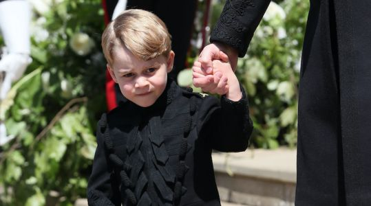 Take a Look Inside Prince George's Lavish $100,000 Birthday Party
