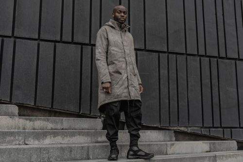 Technical Brand Enfin Levé Unveils Industrial SS19 Lookbook