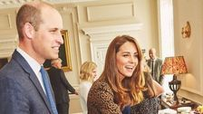 Kate Middleton And Prince William Attended A Private Event WIth Camila Cabello