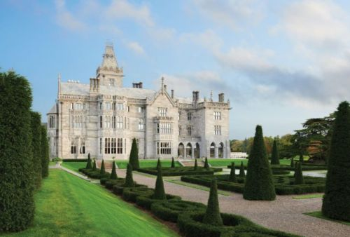 Inside the Newly Renovated Adare Manor