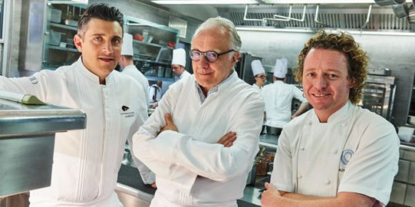 The Chefs with the Most Michelin Starred Restaurants