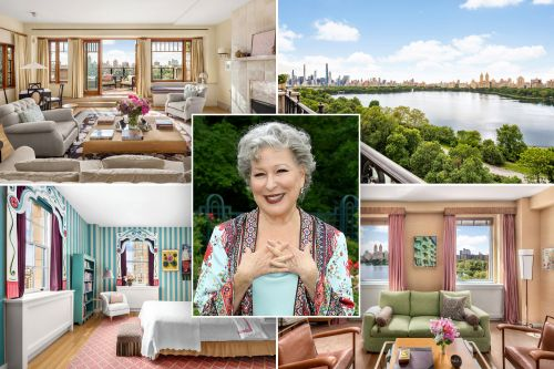 Bette Midler scores buyer for $50 million Manhattan penthouse