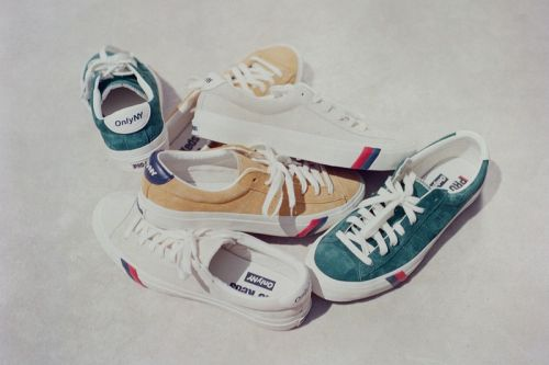 Only NY & PRO-Keds Upgrade Royal Lo Plus in Latest Collaboration