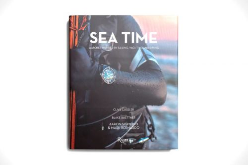 Rizzoli's 'Sea Time' Is Your Ultimate Guide to Seafaring Watches