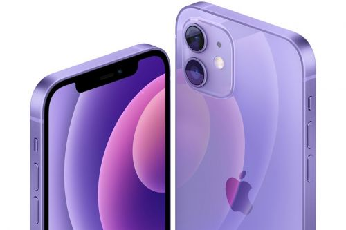 Apple Releases All-New Bright Purple Color for iPhone 12