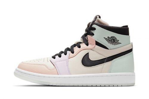 Easter-Friendly Pastels Grace This Air Jordan 1 High Zoom CMFT