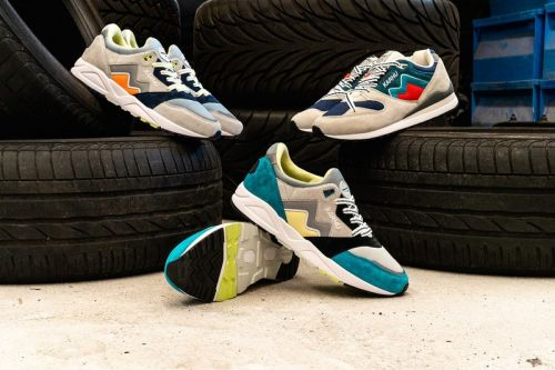 """Karhu's """"Rally"""" Pack Is Inspired by World Champion Carlos Sainz Sr. and His Racecar"""