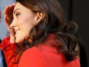 People Have Spotted That Kate Middleton Was Out Without Her Engagement Ring