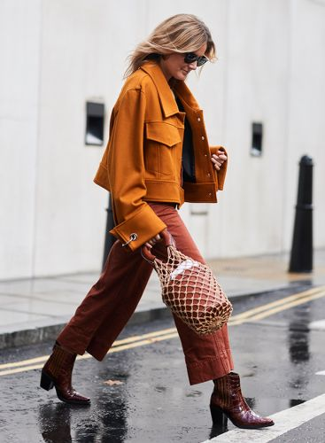 This Is the Perfect Way to Wear Your Booties Into Spring
