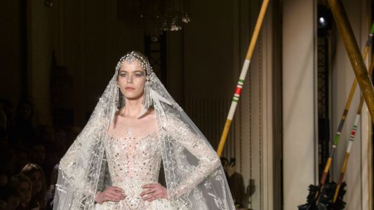 Hey, Quick Question: What Was Zuhair Murad Thinking With This Wildly Appropriative Couture Show?