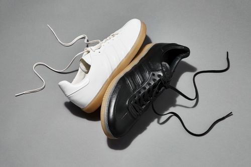 The Barneys Sole Series Takes on the adidas Samba