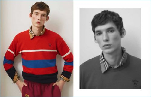 Matches Fashion Spotlights Burberry's Unisex Collection