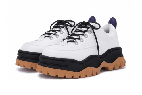 Eytys Angel Sneaker Gets a High Contrast Neutral Look
