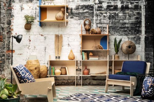 IKEA Taps African Designers for ÖVERALLT Furniture Collection