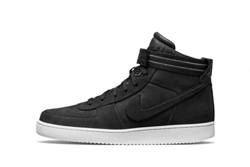 John Elliott Releases Black Nike Vandal High Collaoration