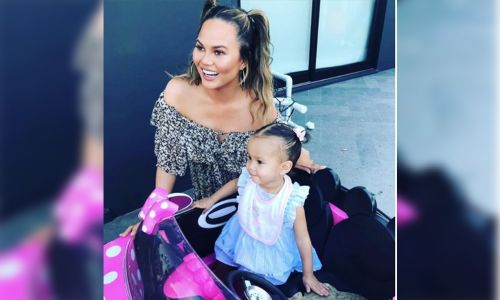 Chrissy Teigen Reveals The Funny Reason She Is Worried Luna Won't Like Her Baby Brother