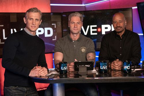 'Live PD,' 'Cops' pulled from A&E schedule amid George Floyd protests
