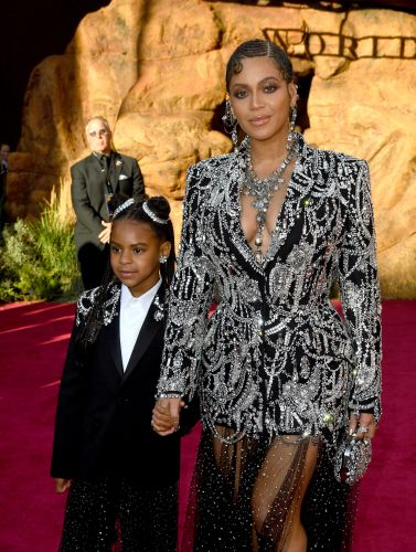 Beyoncé On Motherhood Giving Her A Higher Purpose