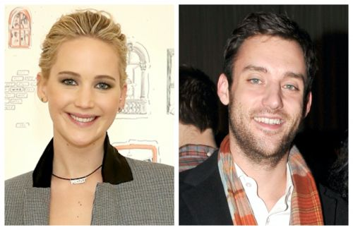 Jennifer Lawrence and Soon-To-Be Hubby Cooke Maroney Celebrate Their Engagement in NYC
